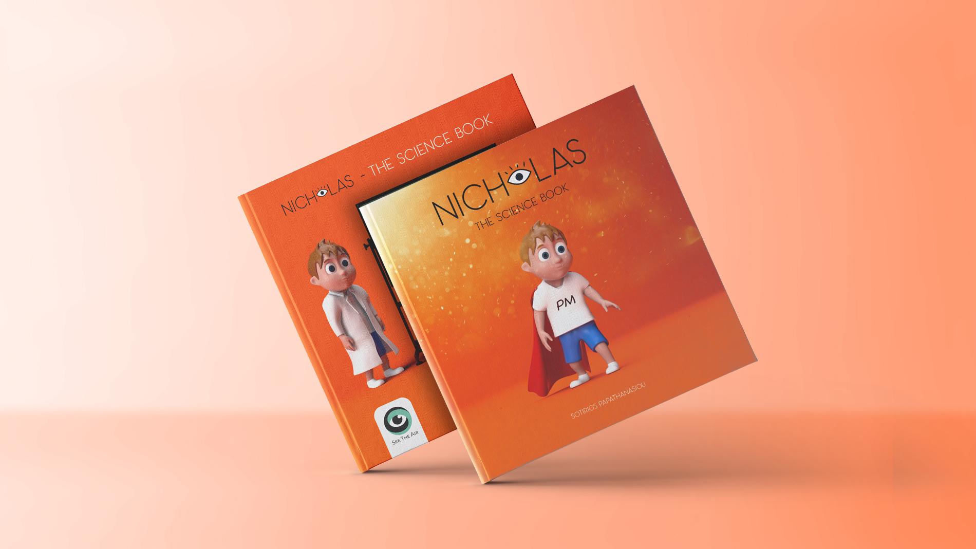 Nicholas – The Science Book