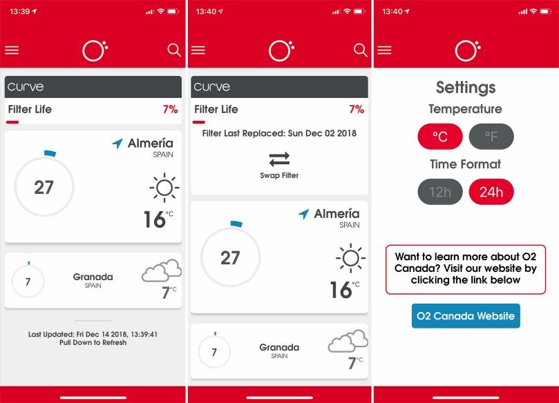 o2 canada app ios mask