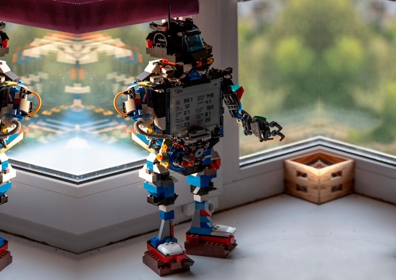 djinn robot lego