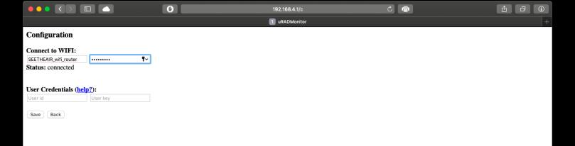smoggie webserver config